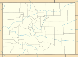 Rosita, Colorado is located in Colorado