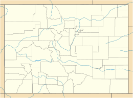 Map showing the location of Sweitzer Lake State Park