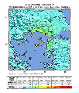 USGS Shakemap - 2014 Aegean Sea earthquake.jpg