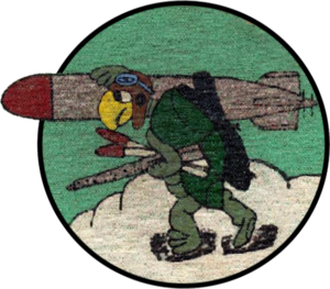 Sea Control Squadron 21 - Original VS-41 insignia