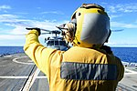 USS Bunker Hill flight deck action 140918-N-GW918-177.jpg