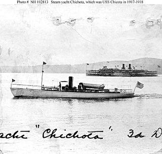 USS <i>Chichota</i> (SP-65)