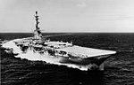 USS Essex (CVA-9) underway in the Pacific Ocean on 9 May 1956.jpg