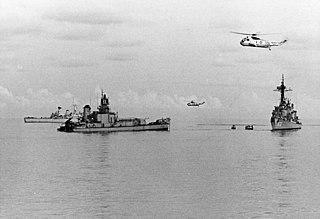 <i>Melbourne</i>–<i>Evans</i> collision 1969 ship collision