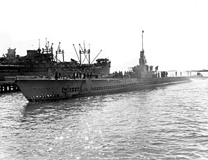USS Lionfish (SS-298) - USS Lionfish