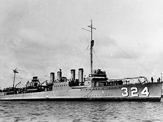 USS <i>Robert Smith</i> (DD-324)