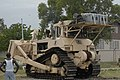 US NAVY Seabees bulldozer in Port-Au Prince.jpg
