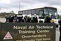 US Navy 050126-N-4204E-017 Sailors arrive at Chevalier Hall building on board Naval Air Station Pensacola, Fla., directly from Basic Training at Great Lakes, Ill.jpg