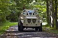 US Navy 050907-N-7676W-062 The Ultra Armored Patrol Vehicle is a research project funded by the Office of Naval Research (ONR), at the Georgia Technology Research Institute.jpg