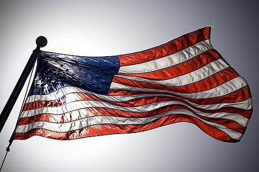 Photo of American Flag.