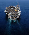US Navy 070221-N-0684R-160 The Nimitz-class aircraft carrier USS John C. Stennis (CVN 74) conducts operations in the Arabian Sea.jpg