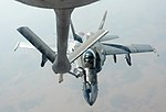 US Navy F-18E Super Hornets supporting operations against ISIL 141004-F-FT438-233.jpg