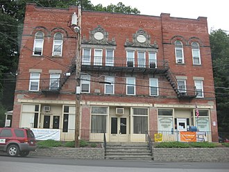 Milton, Ulster County, New York - Milton Post Office