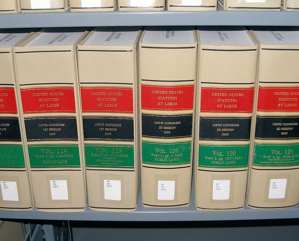 US Statutes at Large