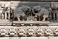 Udaipur-Jagdish Temple-10-Faced elephants-20131013.jpg