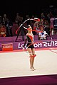 Ukraine Rhythmic gymnastics at the 2012 Summer Olympics (7916231046).jpg