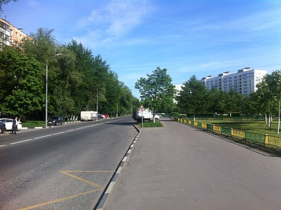 How to get to Улица Кухмистерова with public transit - About the place