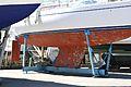 Un voilier de plaisance sur ber statique (10).JPG
