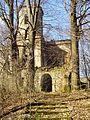 Uniemyśl stary kościół 02 2007.JPG