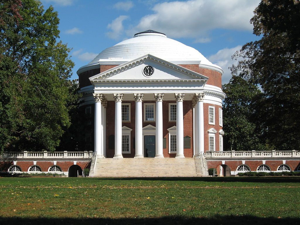 File university of virginia rotunda in for Roman architecture house design
