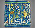 Unknown, Central Asia - Polychrome Glazed Tile - Google Art Project.jpg