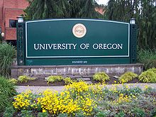 Campus of the University of Oregon - Wikipedia