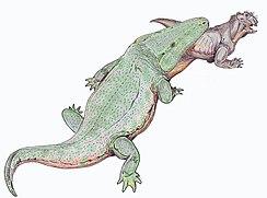 リストロサウルス Wikipedia