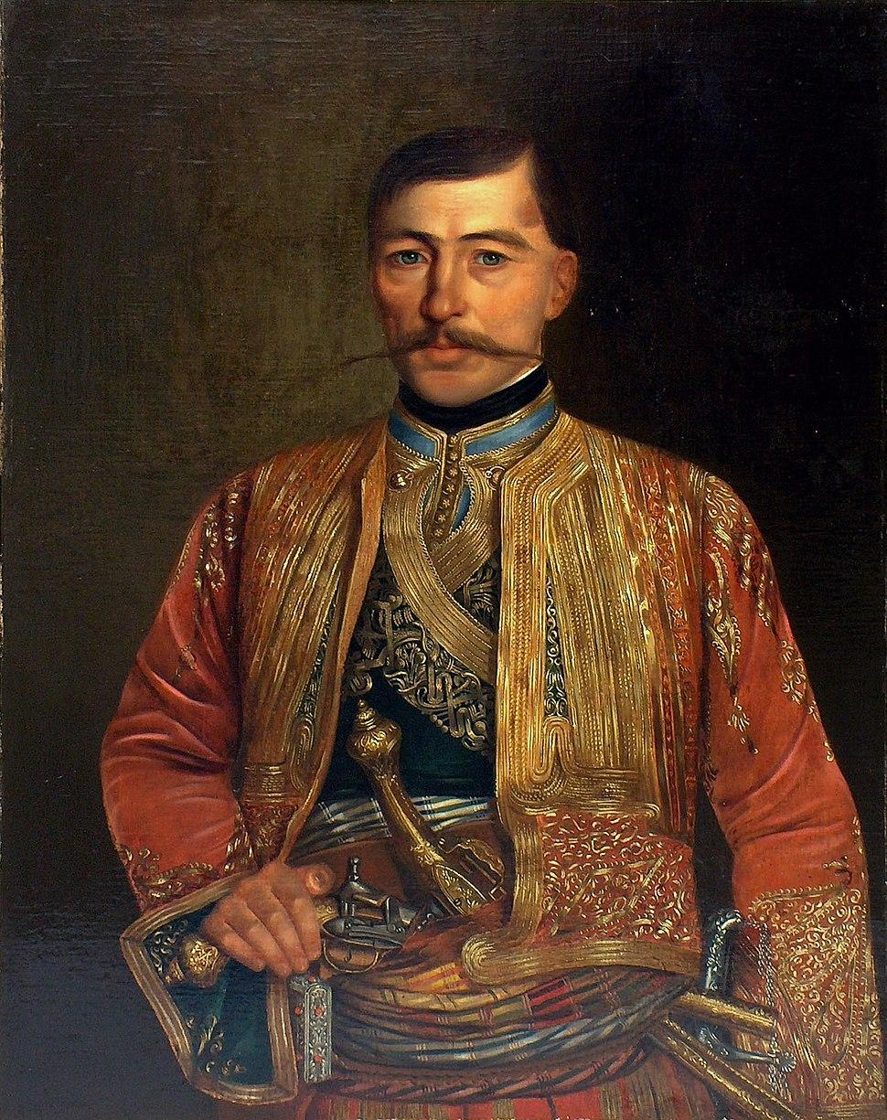 Uroš Knežević, Cincar-Janko
