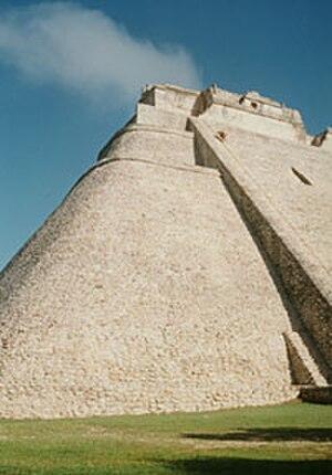 Mesoamerican pyramids - Uxmal
