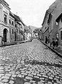 Vár utca (Strada Castelului). Fortepan 20019.jpg