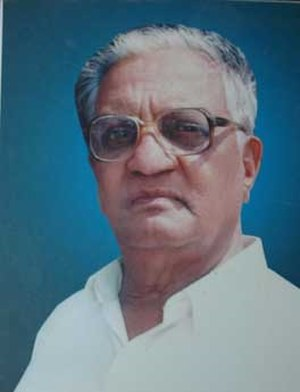 V. L. Patil - Image: V.L. PATIL