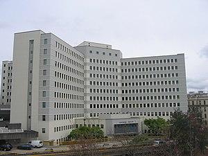 Vancouver General Hospital Centennial Pavilion