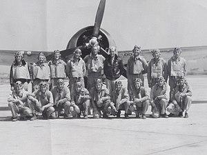 VMF-113 - Image: VMF 113 Marine Pilots