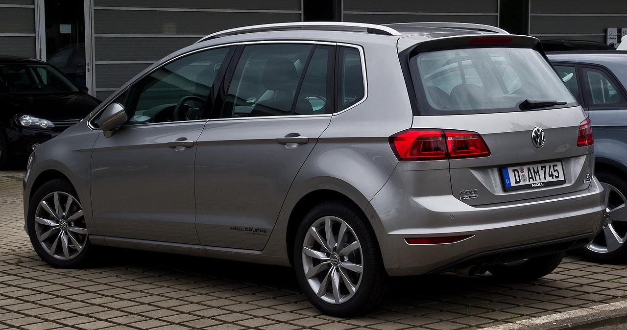 Fichier:VW Golf Sportsvan 1.4 TSI BlueMotion Technology ...