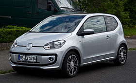 Image illustrative de l'article Volkswagen up!