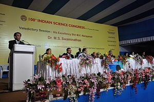 2013 in India - 100th Indian Science Congress