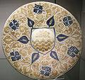 Valencia, piatto con lustro, 1450 ca..JPG