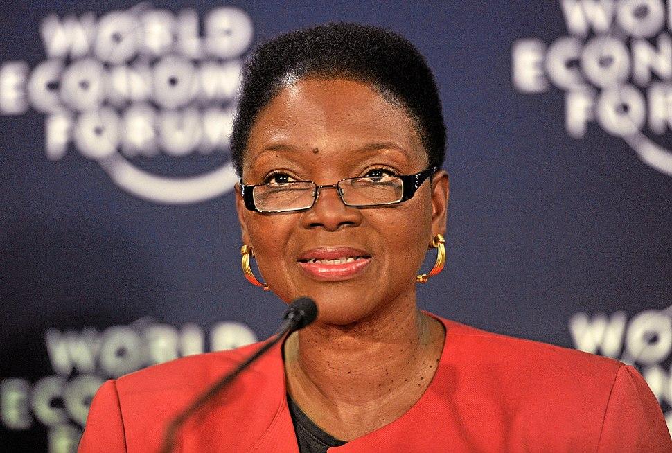 Valerie Amos World Economic Forum 2013