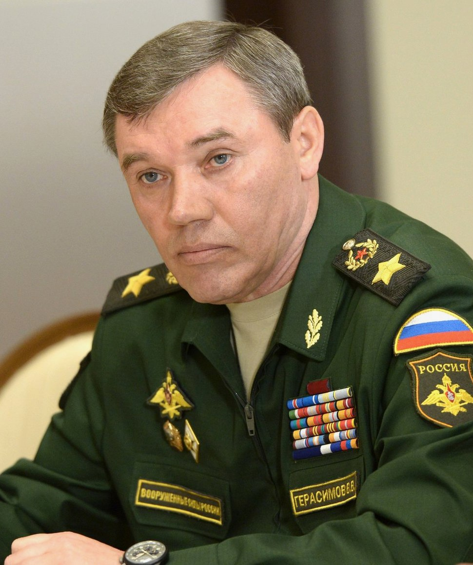 Valery Gerasimov (2015-05-12)
