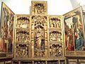 Valladolid - Museo Diocesano y Catedralicio, Retablo de San Juan Bautista.jpg