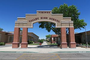 Valley High School (New Mexico) - Valley High School