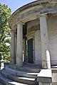 Van Ness Mausoleum 02 - Oak Hill Cemetery - 2013-09-04.jpg