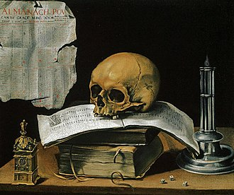 Sebastian Stoskopff - Vanity still life (1630, Kunstmuseum Basel)
