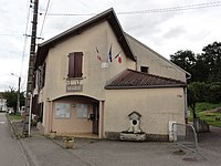 Vathiménil (M-et-M) mairie.jpg