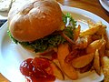 Veggie burger flickr user oztenphoto creative commons.jpg
