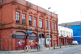 Victoria Theatre, Salford former theatre in Salford, England