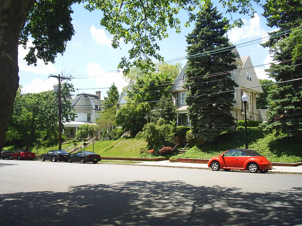 File Victorian Homes In Perth Amboy New