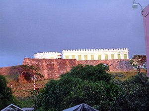 Fortín Conde de Mirasol