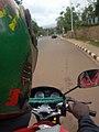 View from a mototaxi, Kigali, Rwanda.jpg
