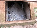View into faeces chamber of private UDDT (3483400928).jpg